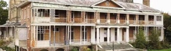 Hanworth Park House: Listed building 'could fall down' without restoration